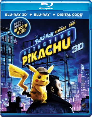 Pokemon Detective Pikachu (2019) 1080p 3D Full HD
