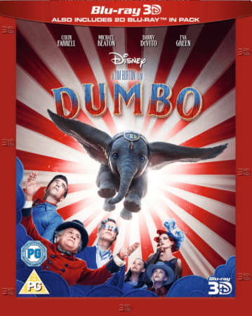 Dumbo (2019) 1080p 3D Full HD
