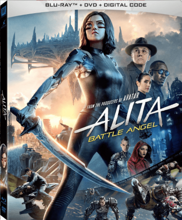 Alita Battle Angel (2019) 1080p 3D Full HD