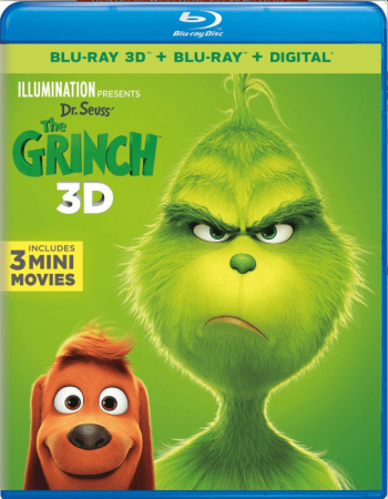 The Grinch (2018) 1080p 3D Full HD