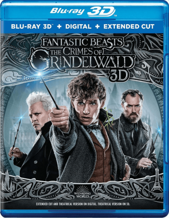 Fantastic Beasts The Crimes of Grindelwald (2018) 1080p 3D Full HD