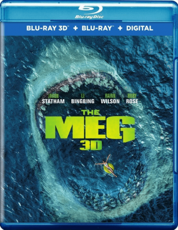 The Meg (2018) 1080p 3D Full HD