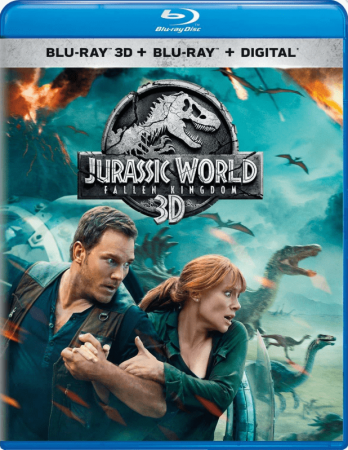 Jurassic World Fallen Kingdom (2018) 1080p 3D Full HD
