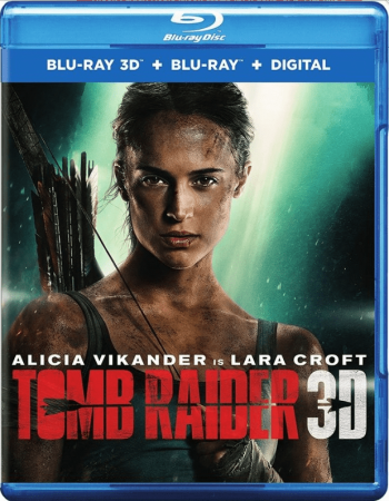 Tomb Raider (2018) 1080p 3D Full HD