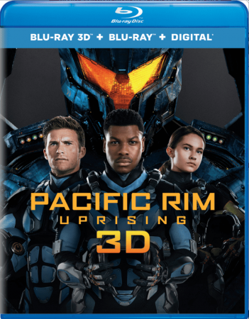 Pacific Rim Uprising (2018) 1080p 3D Full HD