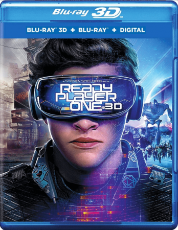 Ready Player One (2018) 1080p 3D Full HD