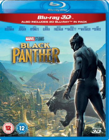 Black Panther (2018) 1080p 3D Full HD