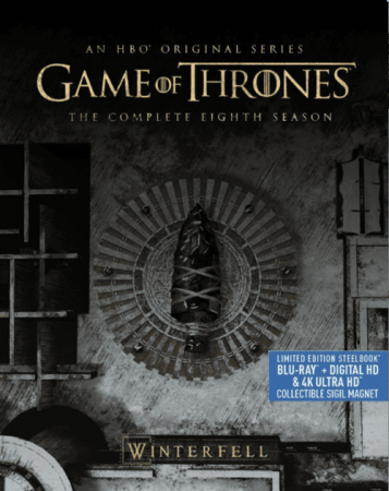 Game of Thrones Season 8 4K Ultra HD 2160p