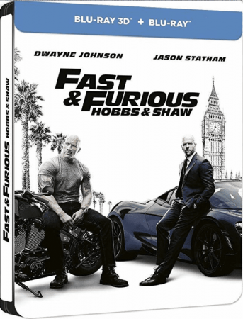 Fast and Furious Presents Hobbs and Shaw (2019) 1080p 3D Full HD