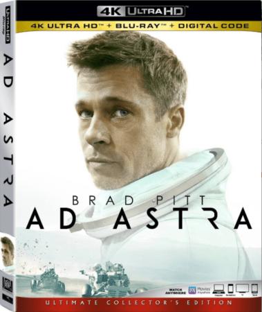 Ad Astra 4K 2019 Ultra HD 2160p