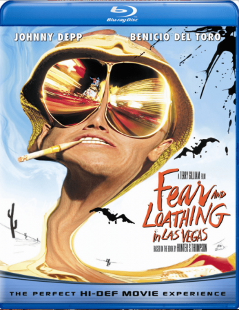 Fear and Loathing in Las Vegas (1998) REMASTERED 1080p REMUX
