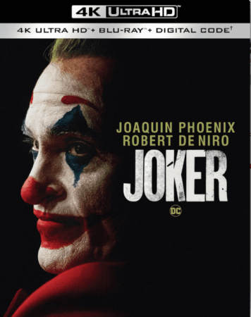 Joker 4K 2019 Ultra HD 2160p