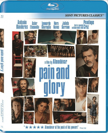 Pain and Glory (2019) SPANISH 1080p REMUX