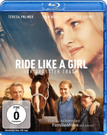 Ride Like a Girl (2019) 1080p REMUX