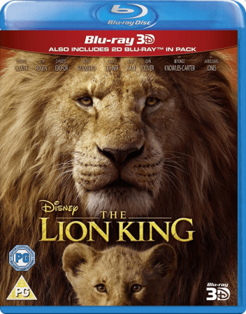 The Lion King (2019) 1080p 3D Full HD