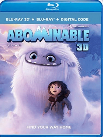 Abominable (2019) 1080p 3D Full HD
