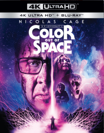Color Out of Space 4K 2019 Ultra HD 2160p