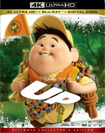 Up 4K 2009 Ultra HD 2160p