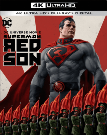 Superman Red Son 4K 2020 Ultra HD 2160p