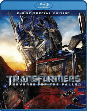 Transformers Revenge of the Fallen (2009) 1080p x264