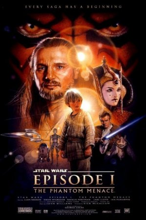 Star War Episode 1 The Phantom Menace 4K 1999