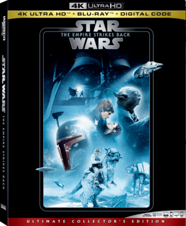 Star Wars Episode V The Empire Strikes Back 4K 1980