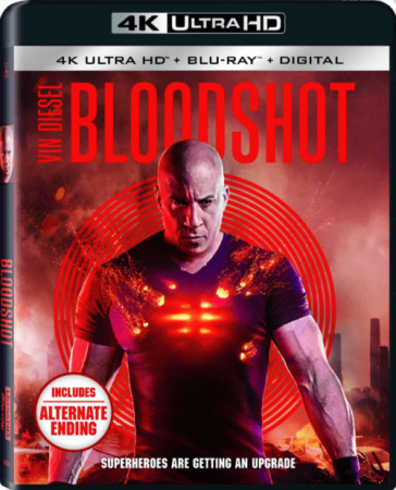 Bloodshot 4K 2020 Ultra HD 2160p