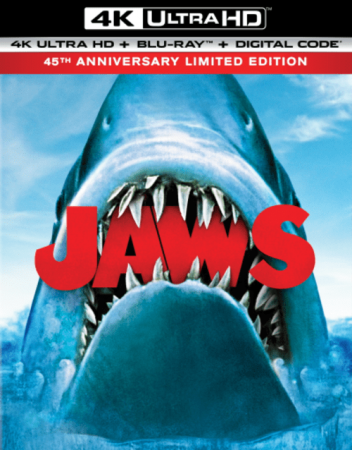 Jaws 4K 1975 Ultra HD 2160p