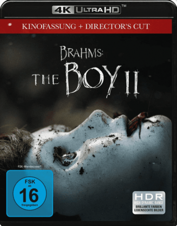 Brahms The Boy II 4K 2020 Ultra HD 2160p