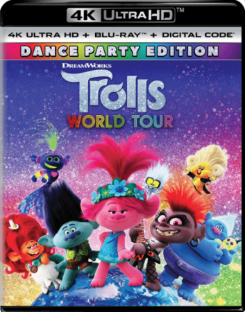 Trolls World Tour 4K 2020 Ultra HD 2160p