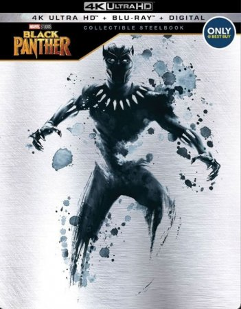 Black Panther 4K 2018 Ultra HD 2160p