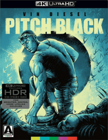 Pitch Black 4K 2000 Ultra HD 2160p