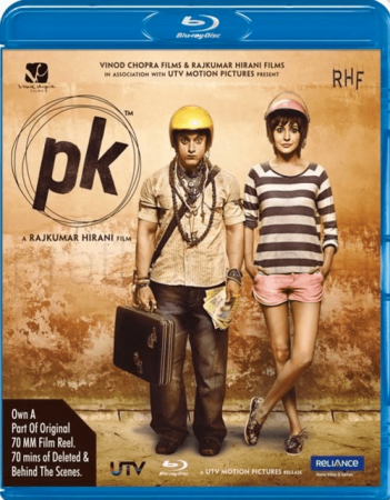 PK (2014) Hindi 1080p REMUX