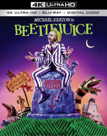 Beetlejuice 4K 1988 Ultra HD 2160p