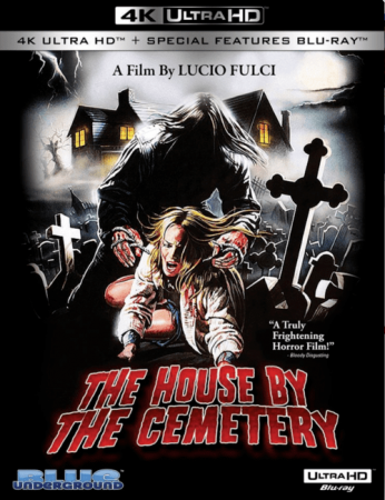 The House by the Cemetery 4K 1981 Ultra HD 2160p