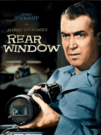 Rear Window 4K 1954 Ultra HD 2160p