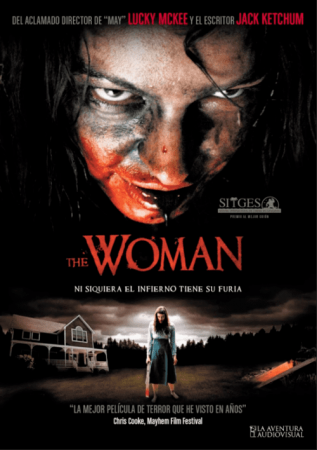 The Woman 4K 2011 Ultra HD 2160p
