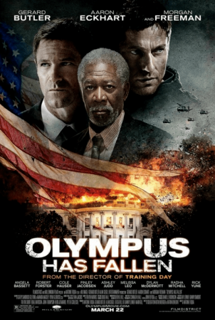 Olympus Has Fallen 4K 2013 Ultra HD 2160p