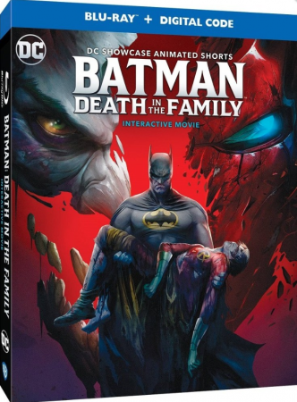 Batman Death In The Family (2020) INTERACTIVE 1080p