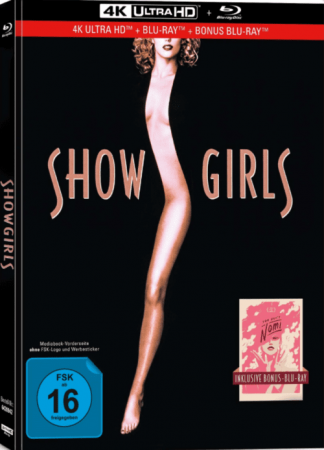 Showgirls 4K 1995 Ultra HD 2160p