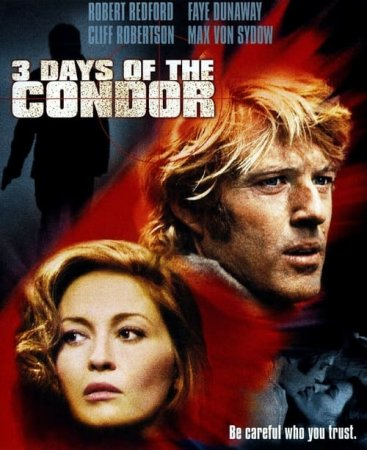 Three Days of the Condor 4K 1975 Ultra HD 2160p