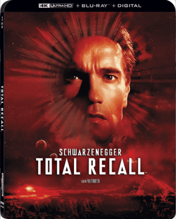 Total Recall 4K 1990 Ultra HD 2160p