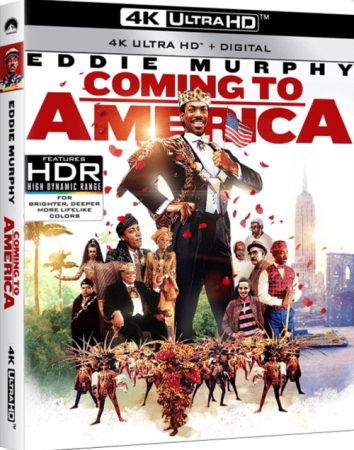 Coming To America 4K 1988 Ultra HD 2160p