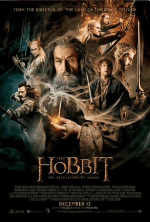 The Hobbit The Desolation of Smaug 4K 2013 EXTENDED Ultra HD 2160p