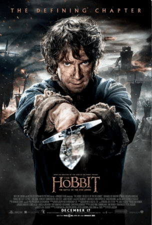 The Hobbit The Battle of the Five Armies 4K 2014 EXTENDED Ultra HD 2160p