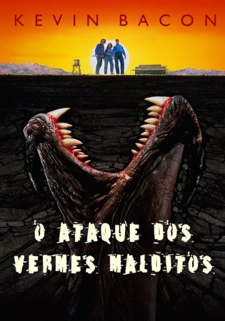 Tremors 4K 1990 Ultra HD 2160p