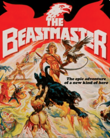 The Beastmaster 4K 1982 Ultra HD 2160p