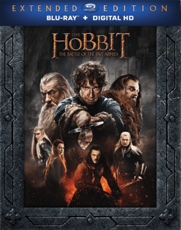 The Hobbit The Battle of the Five Armies 4K (2014) EXTENDED 1080p REMUX