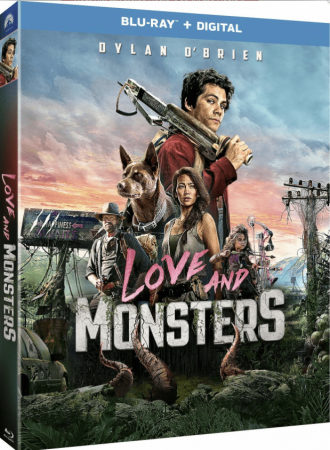 Love and Monsters (2020) 1080p REMUX