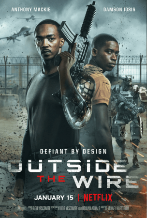 Outside the Wire (2021) 1080p WEB H264